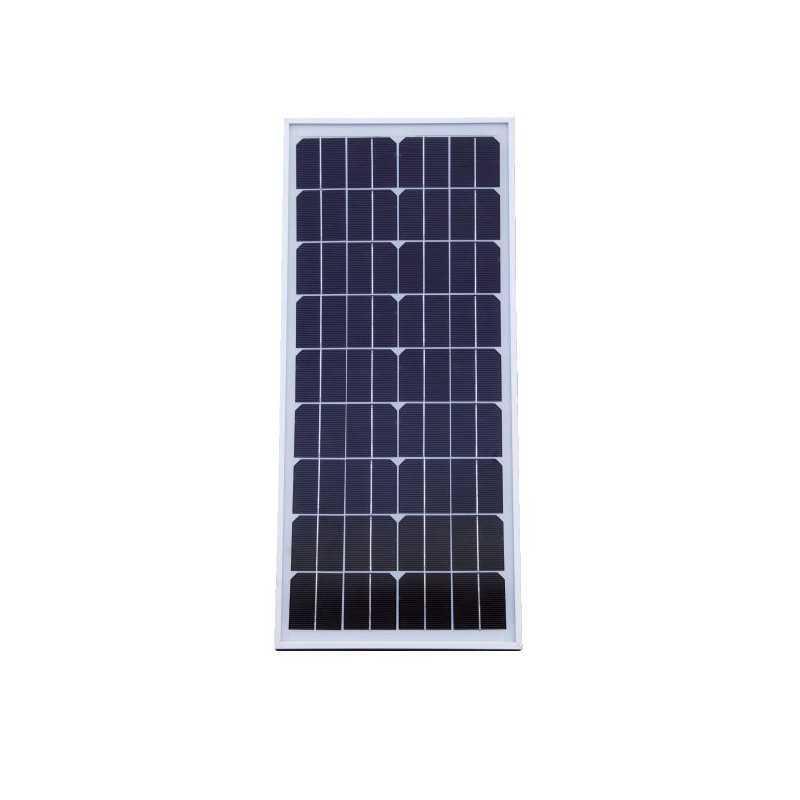 Zonnepaneel monokristal 10 Watt
