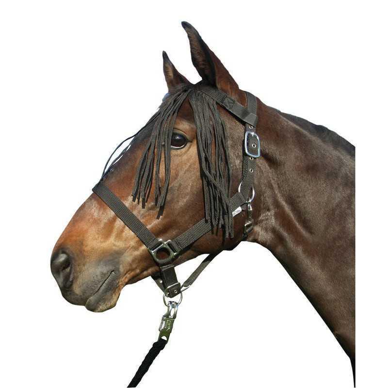 Vliegenbescherming (ogen) voor paard
