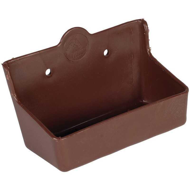 Liksteenhouder bruin voor 2kg liksteen