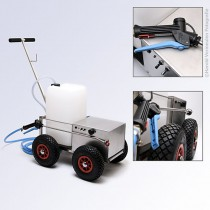 Spray-Mobile met acculader