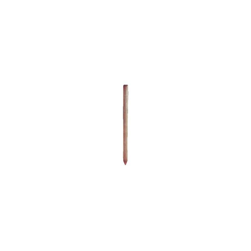 Tussenpaal Akazia hout 4x4cm 150cm