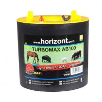 Batterij rond alkaline 6V  100Ah