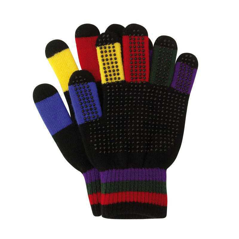 Rijhandschoen Grippy-stretch multicolor