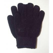 Rijhandschoen Grippy-stretch zwart