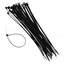 Tie-wraps/ kabelbinder 368x7,6mm Nylon 6.6