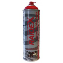 Merkspray Raidex Premium rood 500 ml